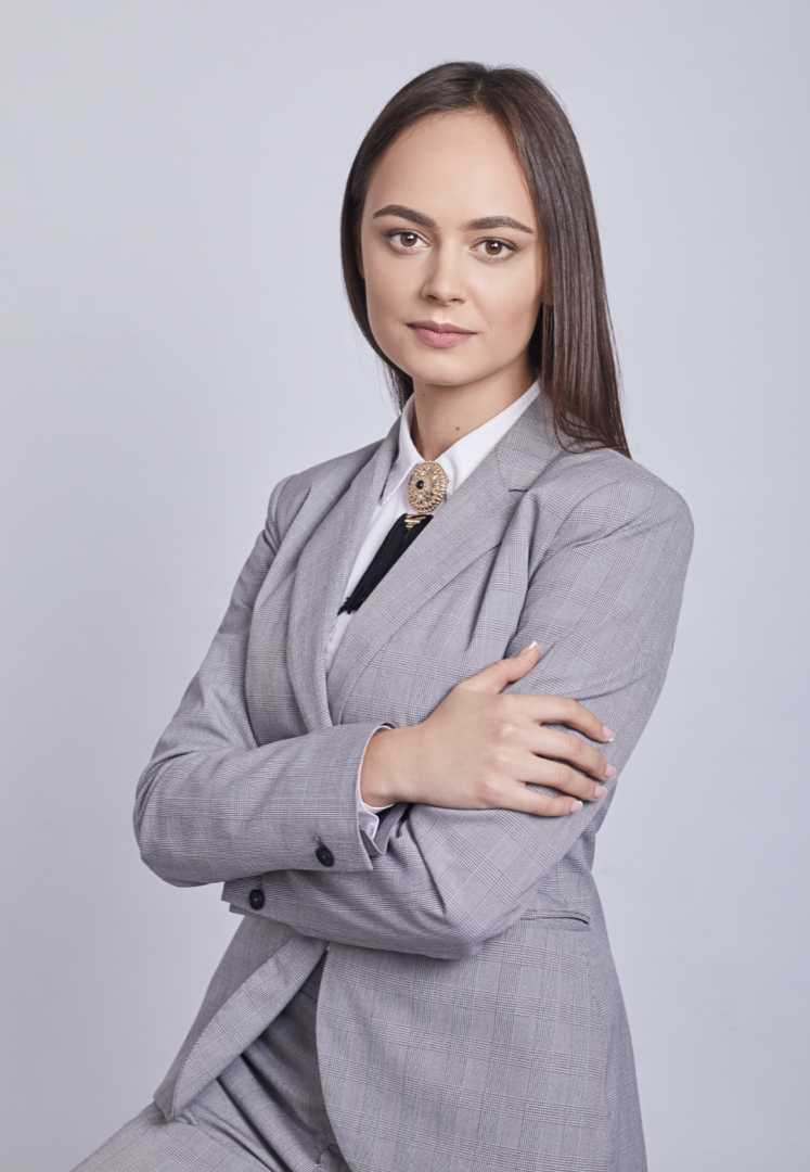 Portretas-Karina